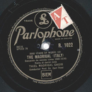 Thiel Madrigal - The madrigal (Italy) / The madrigal...