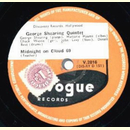 George Shearing Quintet -  Midnight On Cloud 69  / Be-...
