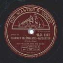 Sid Phillips - Clarinet Marmalade - Quickstep / Russian Rag
