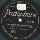 Dajos Bela Orchestra - Waltzes Of The World Part.1  /...