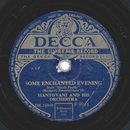 Mantovani - Some enchanted evening / Symphony