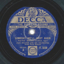 Jack Hylton - Someday well meet again / Sweet Muchacha