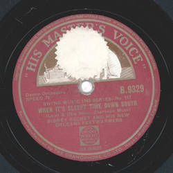Sidney Bechet - Swing Music 1943 Series 517: When its sleepy time down south / Swing Music 1943 Series 518: Stomply Jones