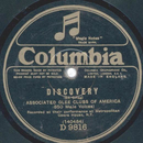 Associated Glee Club of America - Discovery / A...
