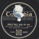 Sophie Tucker with  Ted Lewis and his Band - Bugle Call...