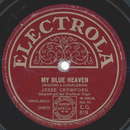 Jesse Crawford - My Blue Heaven / The Song is ended