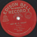 Eddie Sheldon - Meet me at twilight / Let me call you...