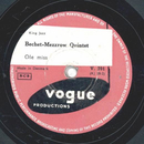 Bechet Mezzrow Quintet - Ole Miss / Out Of The Gallion