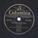 Gene Autry - Mississippi Valley Blues / Mister And...