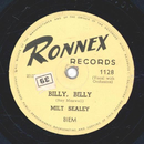 Milt Sealey - Billy, Billy / Fat Louies Boogie