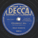 Smiley Burnette - Steamboat Bill / Lawyer Skinner