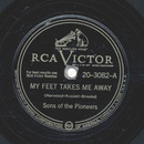 Sons of Pioneers - My feet takes me away / The Missouri...