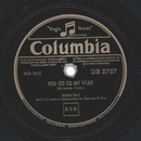 Doris Day - You Go To My Head / I didnt t slip - Wasn t...