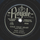 Hugh Ashley - Cold cold heart / Rhumba Boogie
