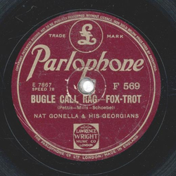 Nat Gonella - Bugle call rag / Confession