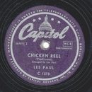 Les Paul / Mary Ford - Chicken Reel / Mockin Bird Hill