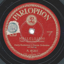 Harry Radermans Dance - Hallelujah / Sweet Marie