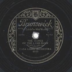 Casa Loma Orchestra - The Dance of the Lame Duck / Blue Perlude