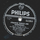 Red Buttons & Elliot Lawrence - Strange Things Are...