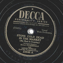 Ella Fitzgerald & Louis Jordan - Stone Cold Dead In The...