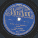 Eddie Stone - Satan takes a Holiday / A Study in Brown