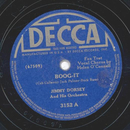 Jimmy Dorsey - Boog It / Six Lessons From adame La Zonga