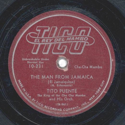 Tito Puente - Adelle / The Man From Jamaica