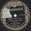 The Cotton Pickers - Prince Of Wails / Jimtown Blues