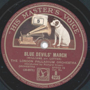 The London Palladium Orchestra - Blue Devils March /...