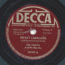 Joe Venuti - Sweet Lorraine / Doin the Uptown Lowdown