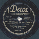 Fletcher Henderson - Its the talk of the town / Nagasaki