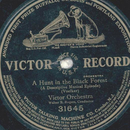 Victor-Orchestra: Walter Rogers - A Hunt in the Black...