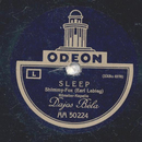 Dajos Béla - Sleep / La Rose bleue