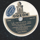 C. Richard Tauber - La Traviata