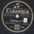 Paul Whiteman - Liebestraum / Song of India