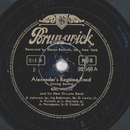 Bunk Johnson - Alexanders Ragtime Band / My Maryland