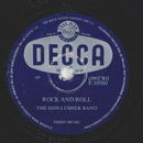 The Don Lusher Band - Rock and Roll / On With The Don