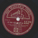 Fats Waller and his Rhythm - Shortin bread / My very good...